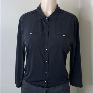New York & Company size L blouse